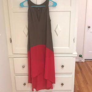 Charlie jade hi-low maxi dress